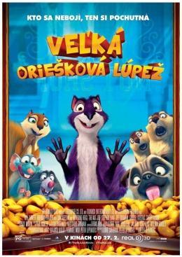 velka-orieskova-lupez-poster