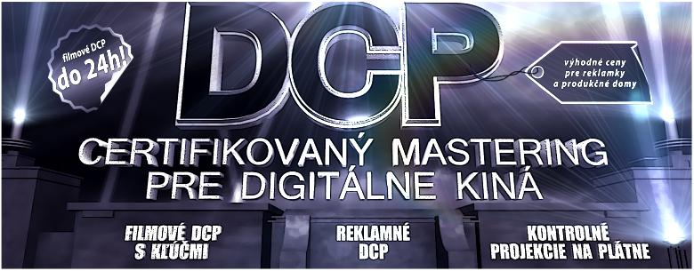 DCP MASTERING